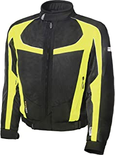 Olympia Unisex-Adult Switchback 2 Air Jacket (Neon Yellow, Large)