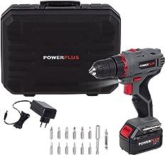 PowerPlus POWE00031 - Taladro/Atornillador 14.4V Li-Ion