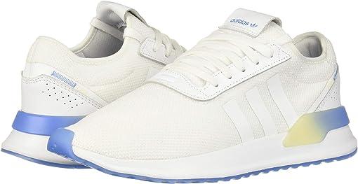 Footwear White/Real Blue/Night Metallic