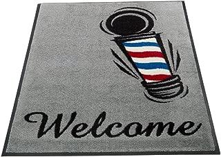 Barber Shop Welcome Mat