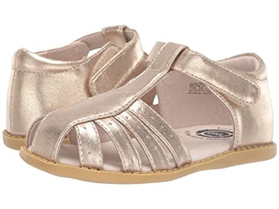 Livie & Luca Paz (Toddler/Little Kid) (Gold Metallic) Girl