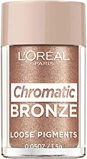 L'Oreal Paris Loose Pigments Eye Shadow Chromatic Bronze - 01 As if