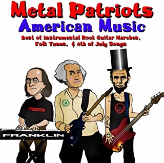 American Music: Best of Instrumental Rock Guitar Marches, Folk Tunes, & 4th of July Songs