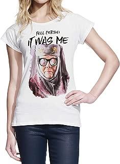 Tell Cersei It was Me Olenna Tyrell Teen Women T-Shirt
