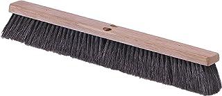 Carlisle 4505103 フロアスイープ、ハードウッドブロック、長さ3インチ ブラック タンピコ毛、長さ14インチ (12個パック)