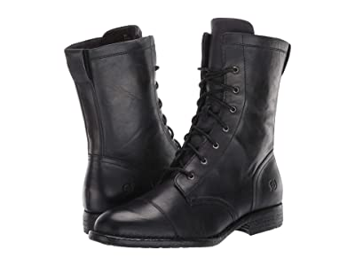 Born Neon (Black Full Grain Leather) Women