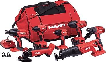 Hilti 3554480SF10W+SID 4-A22+WSR 22+SCW 22-A CPC Comb