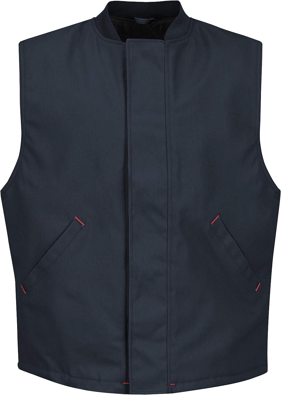 Red Kap Men's Blended Duck Insulated Vest