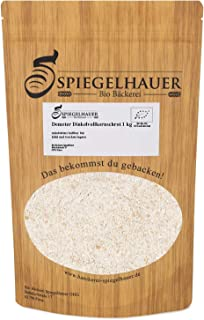 Demeter Bio Dinkelschrot mittel 1 kg Vollkornschrot