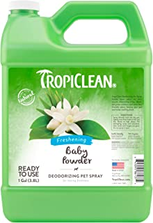 TropiClean Deodorizing Spray for Pets