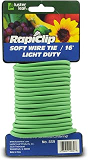 Luster Leaf Rapiclip Light Duty Soft Wire Tie 839 - 2 Pack (2)