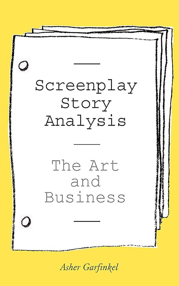 クラッシュ信じられない薬用Screenplay Story Analysis (English Edition)