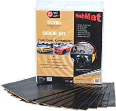 product image for HushMat 670023 Sound and Thermal Insulation Kit (1978-present Compact Cars - Doors)