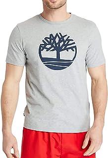 Timberland Men's Kennebec River Tree Logo T-Shirt