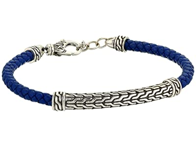 John Hardy Classic Chain Bracelet with Lobster Clasp (Blue) Bracelet