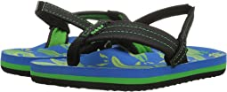 Reef Kids - Ahi Glow (Infant/Toddler/Little Kid/Big Kid)
