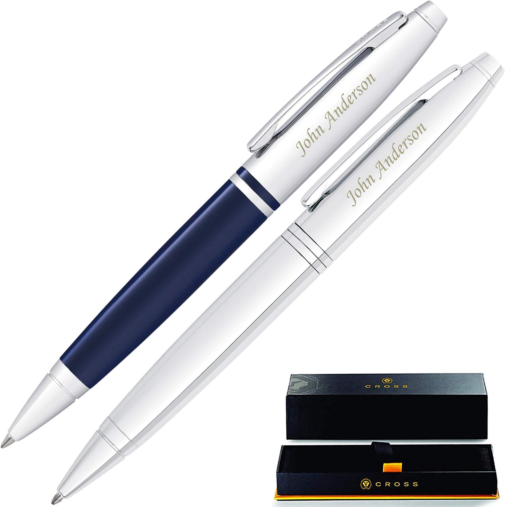 Handcrafted twist pen Art Deco