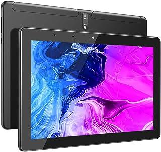 Android 10.0タブレットPC:AEEZO10インチFHD1080PIPSタッチスクリーン超薄型タブレットPC-3GB / RAM、32GB / ROM-6000mAhバッテリー-デュアルウィートノイズリダクション-WiFi-メタルボデ...