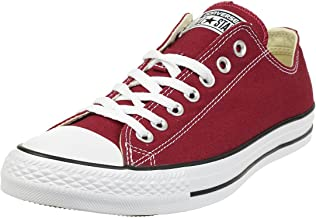 podar liderazgo amplitud  Amazon.co.uk: Burgundy Converse