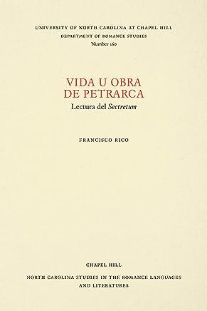 Vida U Obra De Petrarca