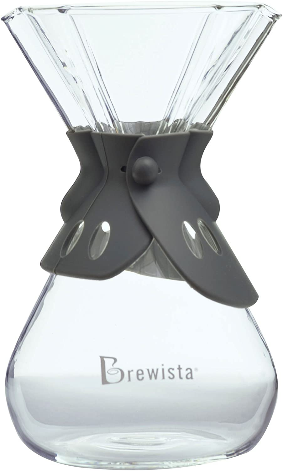 Brewista BRWHG8C Smart Brew 8 Hourglass Clear Cup Sale SALE% OFF Brewer Lowest price challenge