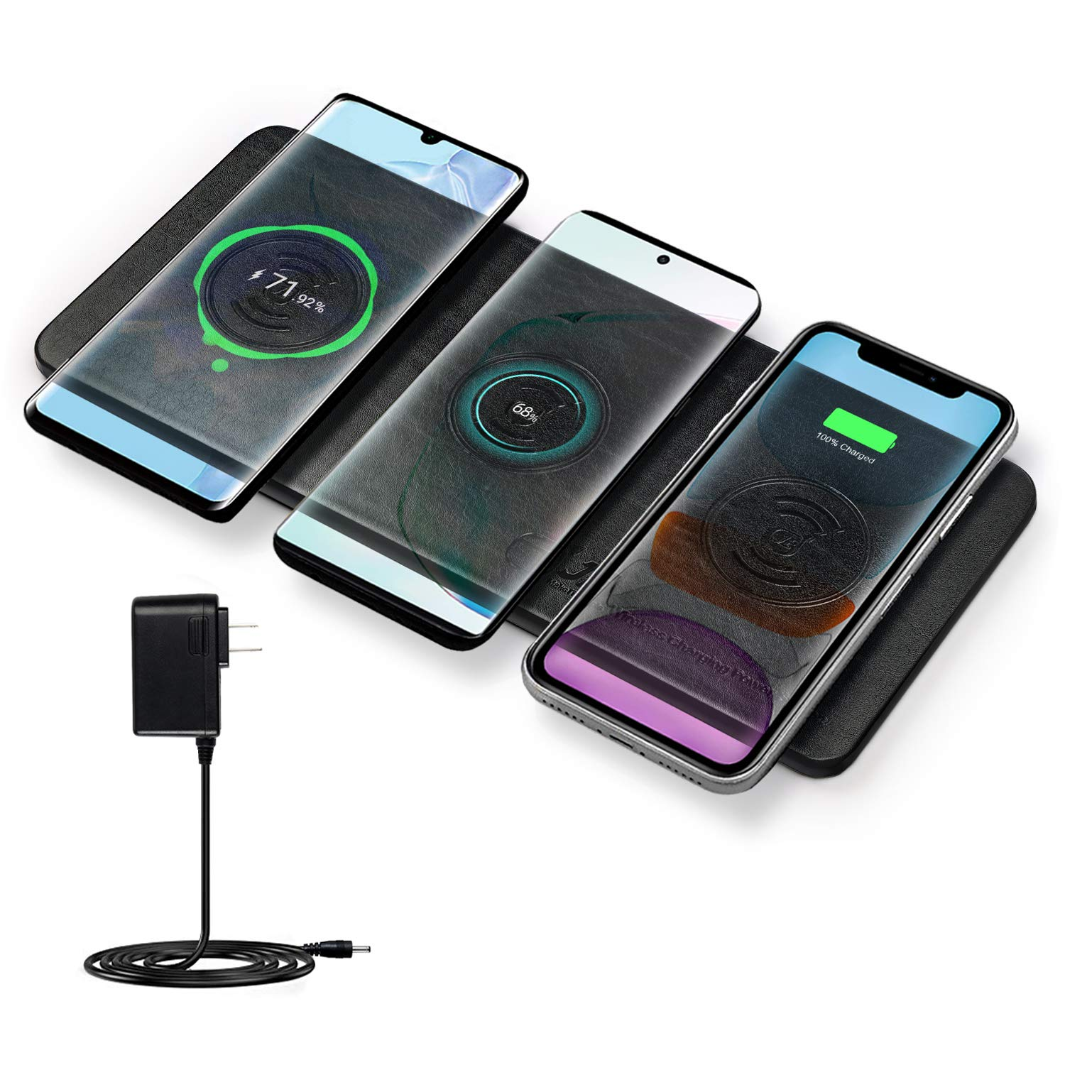 Wireless Charger JE Charging QI Enabl