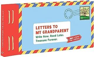 letter to grandpa