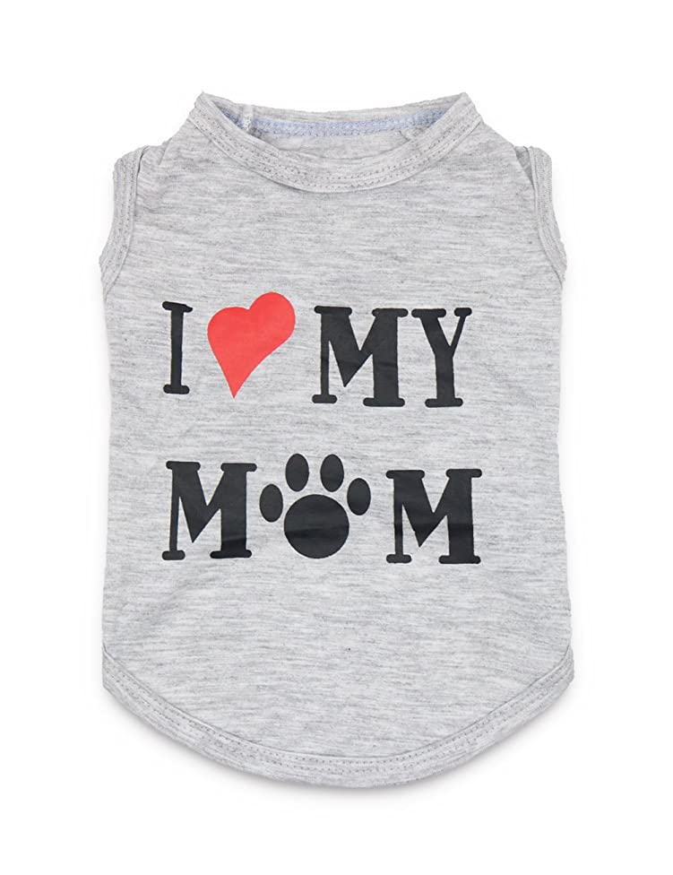 DroolingDog Dog Clothes Small Dog Shirts Puppy T Shirt for Small Dogs