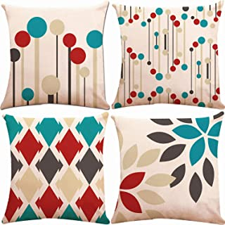 Best red and grey cushion covers Reviews