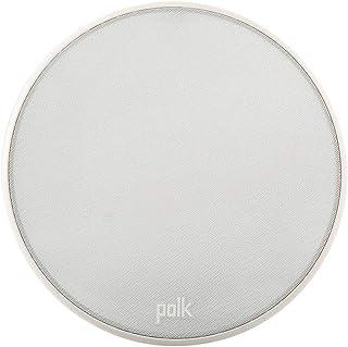 Polk Audio V 60 Slim High Performance Vanishing in-Ceiling Speaker, Single