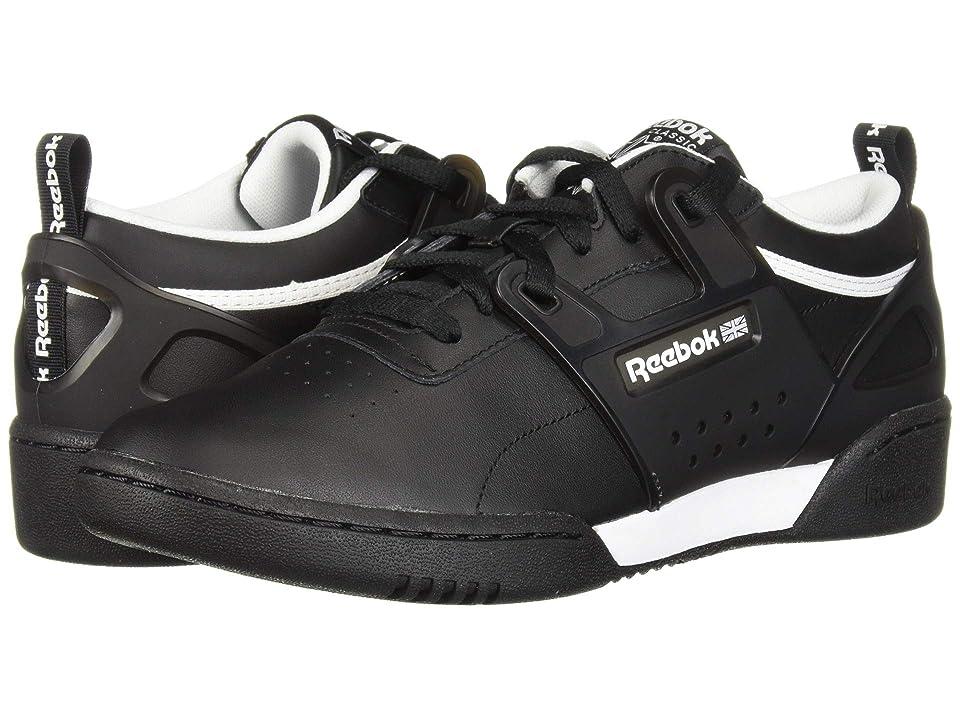 Reebok Lifestyle Workout ULS L (Black/White) Men