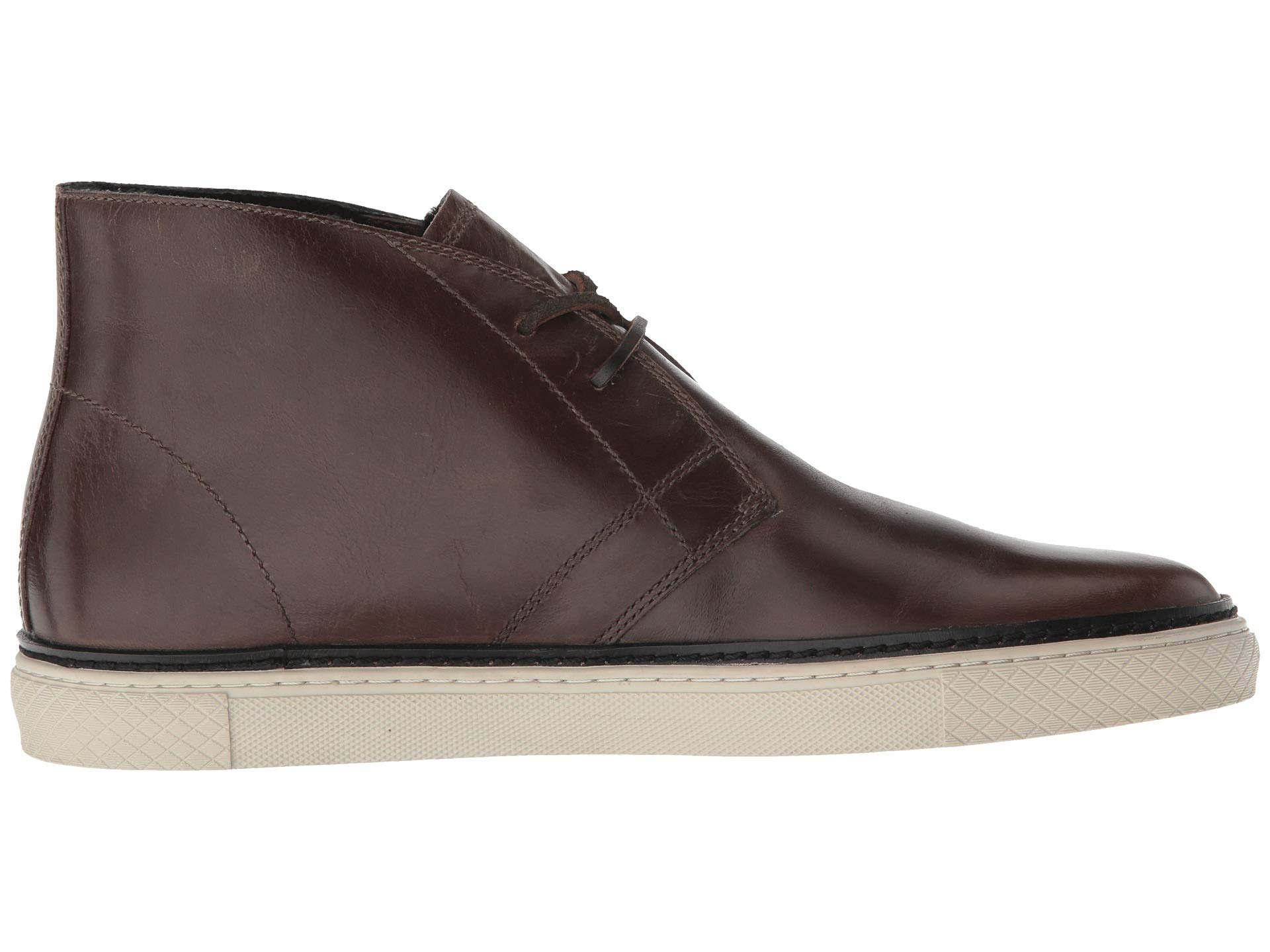 Essex Frye Smooth Charcoal Pull Wp shearling up Chukka dwI71qrwHc