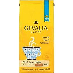 Gevalia French Roast Whole Bean Coffee (12 oz Bag)