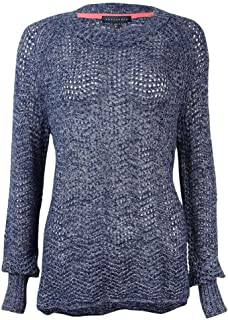 Women's All Day Marled Pullover Sweater