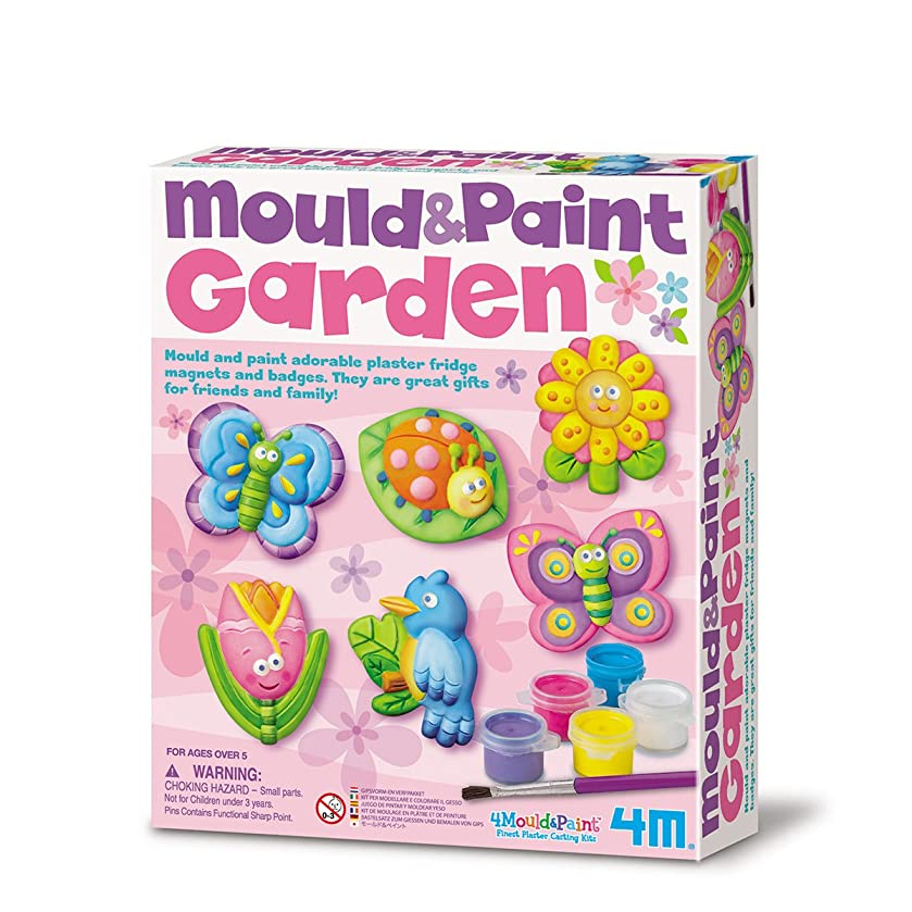 The Sales Partnership 4M Garden Mould and Paint
