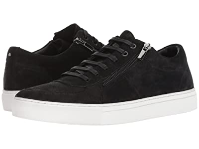 BOSS Hugo Boss Futurism Tennis Sneaker by HUGO (Black) Men