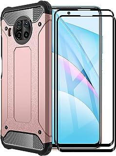 FANFO® Funda para Xiaomi Mi 10T Lite 5G, protección contra Golpes de TPU + PC Resistente a arañazos (Doble Capa) Carcasa p...