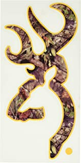 Browning Buckmark Decal | Mossy Oak Break-Up Country | 6