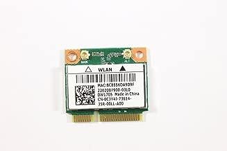 Dell Mini PCI Express Half Height C3Y4J WLAN WiFi 802.11n and Bluetooth Wireless Card DW1705 Inspiro