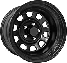 Trail Master TM5, 15x8 Wheel with 6 on 5.5 Bolt Pattern - Gloss Black - TM5-5883