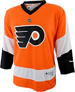 NHL Boys 4-7 Team Color Replica Jersey