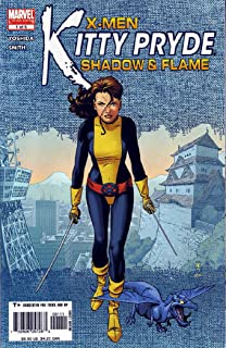 X-Men Kitty Pryde—Shadow & Flame (2005) #1