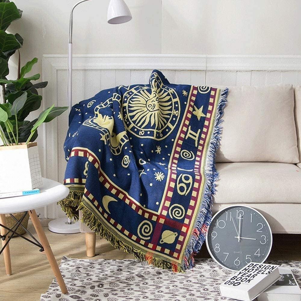 Electric Cheap mail order specialty store Heated Blanket Sofa Seasons All San Antonio Mall Printing Flower
