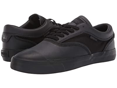 Supra Hammer VTG (Black/Black) Men