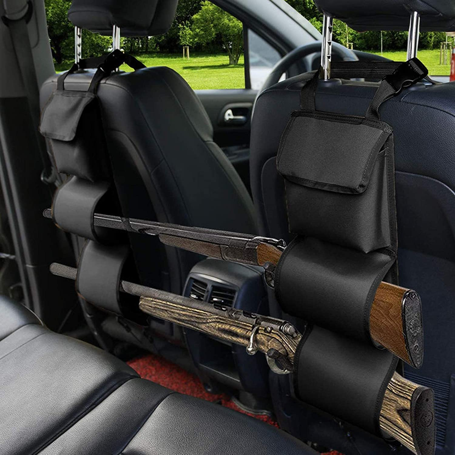 Price reduction Selling N \ A Car Seat Rack Automotive Back Concealed Gun