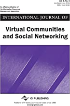 international journal of virtual communities and social networking