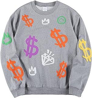Arnodefrance Dollar Graphics Sweatshirt