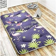 Futon Mattress, Tatami Mattress Single Double Adult Bedroom Bedding Mattress Tatami Warm Mat Student Dormitory Mattress Th...