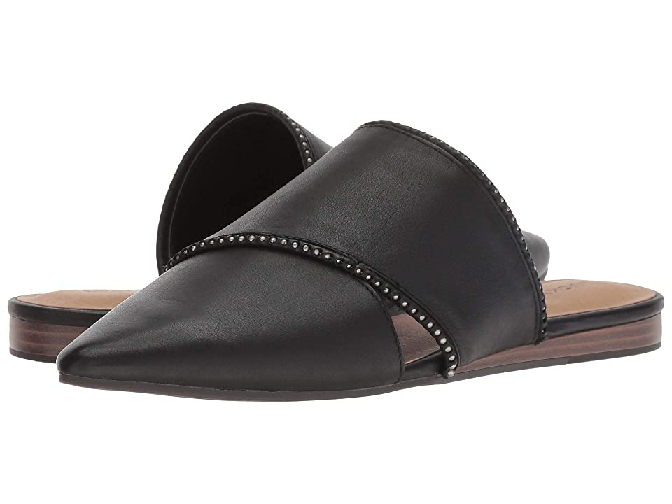 Lucky Brand Bidmin 2 (Black Pampa Calf Leather) Women