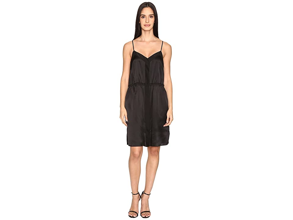 ATM Anthony Thomas Melillo Cami Dress (Black) Women